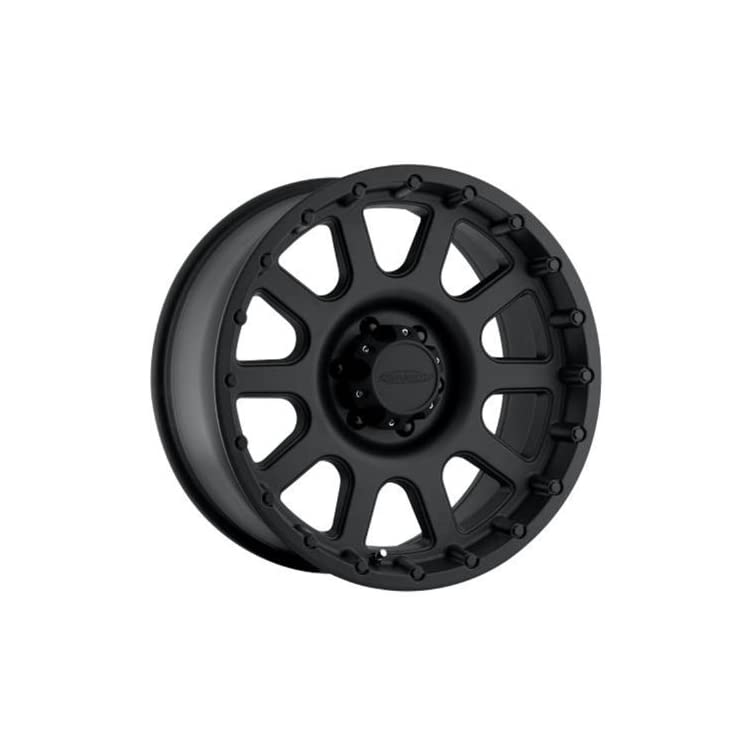 Pro Comp Alloys Series 32 Wheel with Flat Black Finish (16×8″/6×139.7mm)