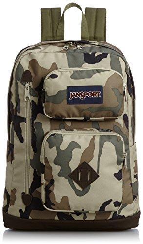 Camouflage Backpack Jansport (JanSport Backpack Austin Desert Beige Conflict Camo)
