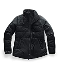 The North Face Women's Merriewood Reversible Jacket, TNF Black, S