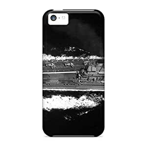 Defender Cases For Iphone 5c, Russian Kiev Class Carrier Pattern