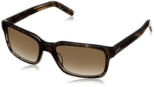 Jack Spade Men's Preston Rectangular Sunglasses - Smokey ...