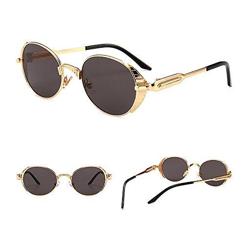 de Primavera de C5 la Vendimia de de Tonos del de de Color de Moda Proteccion Gafas la Sol C3 Ojos Steampunk decoración Estilo la gSxwqZvA