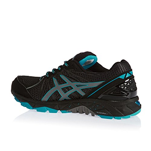 ASICS 3 Trial Chaussure Course Black GEL Women's Gore FUJITRABUCO Tex qqrpw7