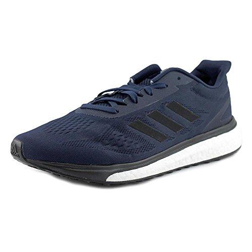Adidas Réponse Il Hommes Bout Rond Chaussure De Course Synthétique Nightnavy / Coreblue / Mysteryblue