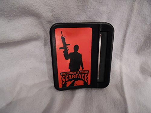 Scarface Roll and Store Mini Cigarette Maker/holder