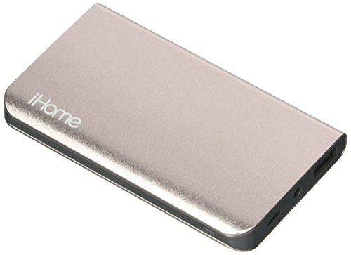 iHome External Battery Pack for Universal/Smartphones - Rose Gold