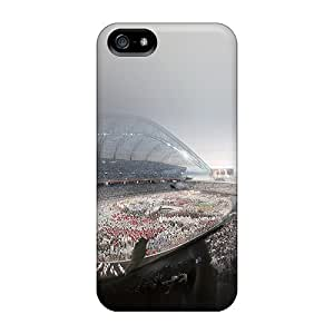 High Quality Shock Absorbing Cases For Ipod Touch 4sochi 2014 Olympics Russia Stadium