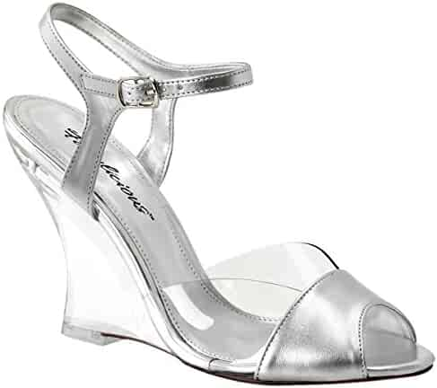 38f12d82eec4f Shopping My Shoe Addiction - 8 or 14 - Platforms & Wedges - Sandals ...