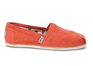 TOMS Women's Classics Shoe Earthwise Orange Size 7.5 (B009TLP3P8) | Amazon price tracker / tracking, Amazon price history charts, Amazon price watches, Amazon price drop alerts