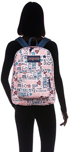 JanSport SuperBreak Backpack (Shine On)