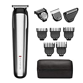 Remington MB4900 Beard Boss Perfecter Stubble and Beard Kit, Trimmer (9 pieces) - 41iBk7oPMWL - Remington MB4900 Beard Boss Perfecter Stubble and Beard Kit, Trimmer (9 pieces)