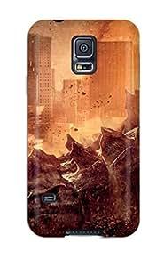 Brand New S5 Defender Case For Galaxy (godzilla Movie 2014)