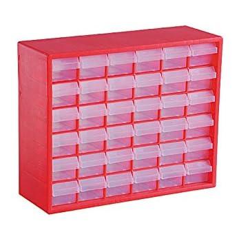 GFORGE HL3045G 64 Drawer Heavy Duty Plastic Parts Organizer Drawer