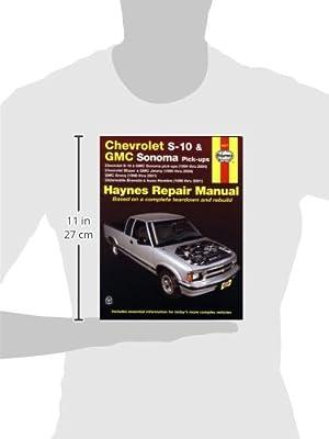 2004 gmc envoy service manual