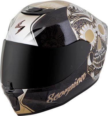 Full Skull Helmet - 6