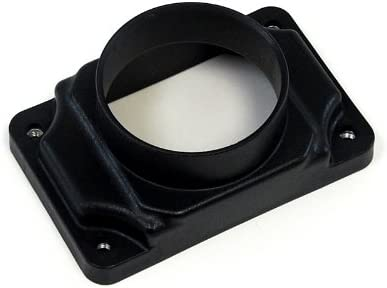 Mass Air Flow Sensor Intake Adapter BLACK Filter For 92-03 Ford Ranger 3.0L