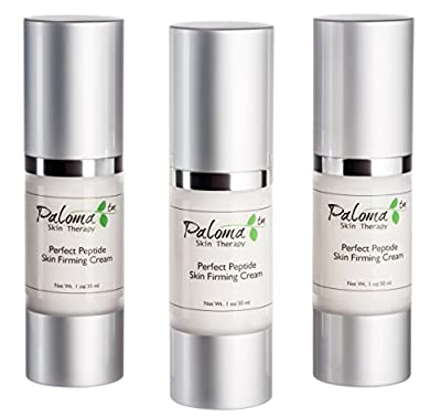 Anti Aging Moisturizer with Peptides-Advanced Luxury Concentrated Argireline Cream for Face, Eyes, and Neck by Paloma Skin Therapy by Paloma Skin Therapy