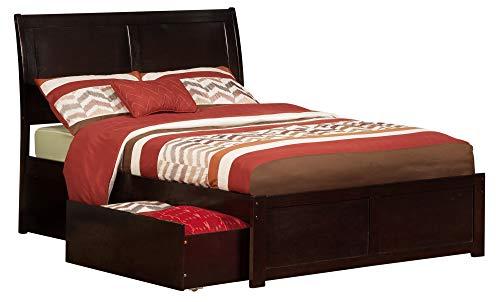 Atlantic Furniture AR8932111 Portland Bed Full ()