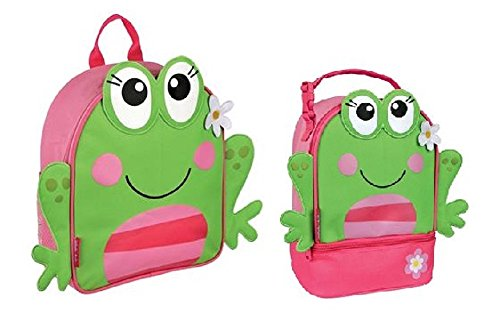 Stephen Joseph Mini SideKicks Backpack and Lunch Pals Set