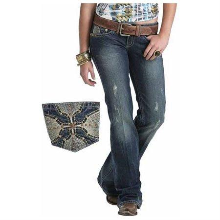 Cruel Girl Womens Denim Jeans Mallory Slim Fit (5 Regular)