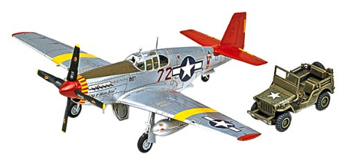 Academy P-51C ROT TAILS 1:72
