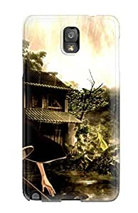 Hot Style PEESQGM7445goYKk Protective Case Cover For Galaxynote 3(bleach)