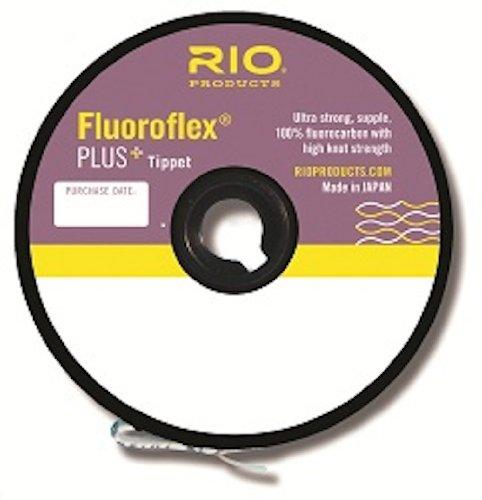 Rio Fluoroflex Plus Tippet  4x - 7lb - 110yd