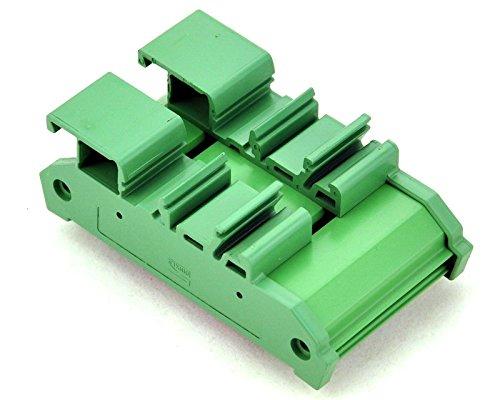 Electronics-Salon DIN Rail Mount 16 Channel Common Anode LED Indicator Gate Module, 5V Version