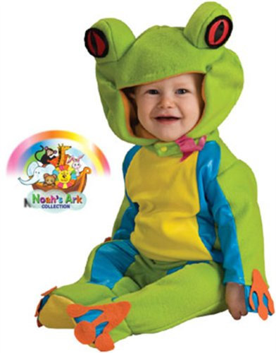 New B (18 Month Frog Costume)