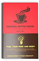 MCTオイル 配合 バターコーヒー 低糖質(1.3g×30包) ローカーボ チャコールバターコーヒー…