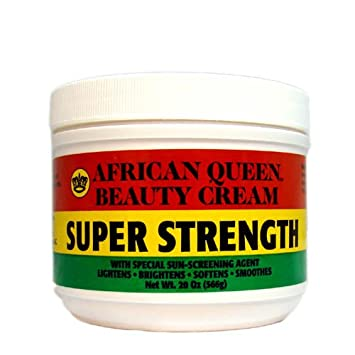 African Queen Beauty Cream Super Strength 20oz