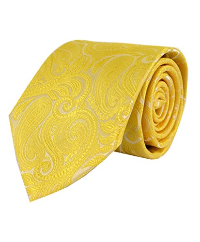 Perfection in Paisley Collection - Yellow Paisley