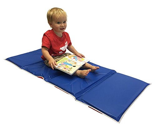 KinderMat 5/8 Inch Basic Rest Mat 4 Section