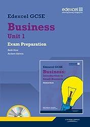 Edexcel GCSE Business: Exam Preparation Unit 1