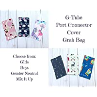 G-Tube Port Connector Cover Grab Bag