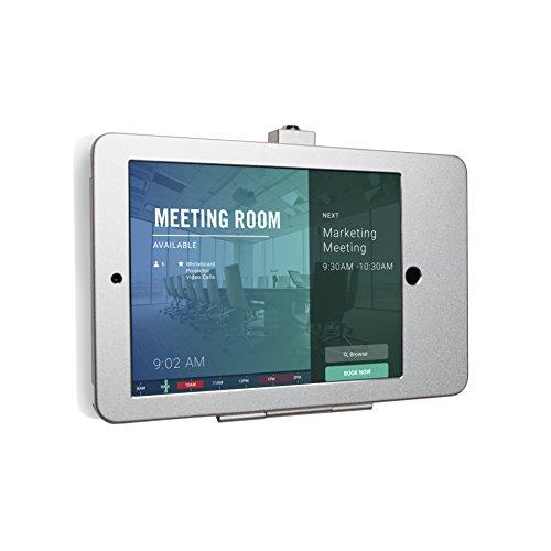CTA Digital PAD-SWE Security Wall Enclosure for iPad (2017-2018), iPad Air, and iPad Pro 9.7