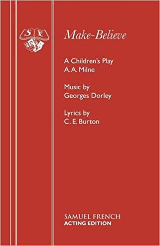 Book Make-Believe: Play (Acting Edition)