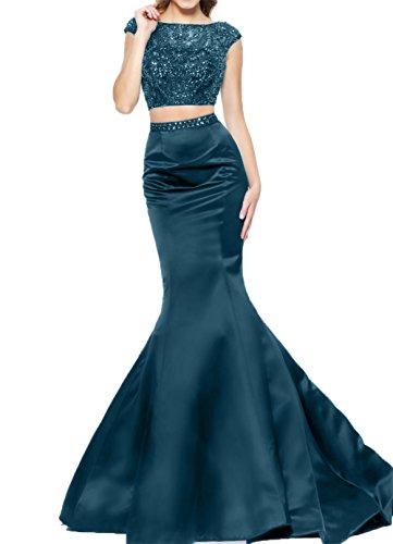 Damen Dunkel Jugendweihe Kleider Charmant Abendkleider mit Partykleider  Blau Etuikleider Meerjungfrau Steine Langes Rdvwvqa f6c5e28eb1