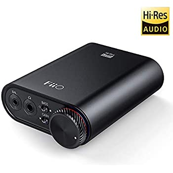 FiiO K3 DSD256 | 384K/32Bit USB-C DAC and Headphone Amplifier for Home and  Computer(3 5mm Single Ended/2 5mm Balanced/Coaxial and Optical Digital