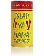 Walker & Sons Slap Ya Mama Cajun Seasoning, 16-Ounce
