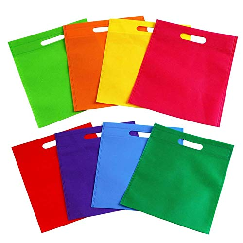Bolsas de la compra reutilizables JIALI, de tela, plegables ...