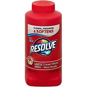 Amazon Com Resolve Carpet Cleaner Powder 18 Oz Bottle