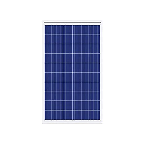 Flin Energy 1kw 4 X 250w Solar Panels Amazon In Garden Outdoors