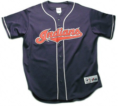 943616ad1 Cleveland Indians XX-Large Replica Alternate MLB Jersey  Amazon.ca  Sports    Outdoors