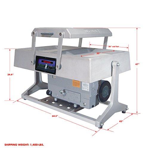 Amazon.com: Ultravac 2100 Dual Chamber Vacuum Packaging Machine, 8