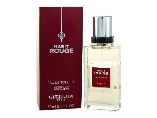 Price comparison product image Habit Rouge by Guerlain for Men