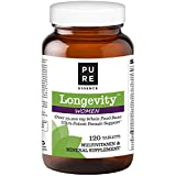 Pure Essence Labs Longevity Women's Formula - Anti Aging Multiple - 120 Tablets
