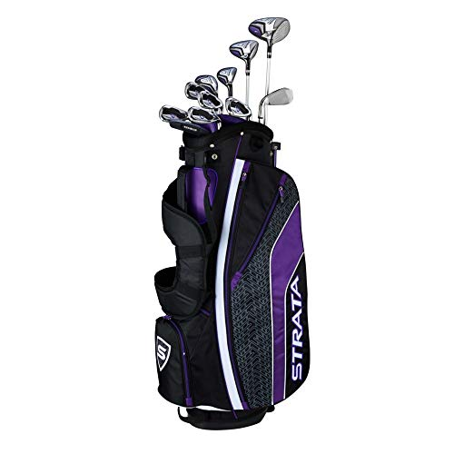 Callaway Women s Strata Ultimate Complete Golf Set 16-Piece, Right Hand