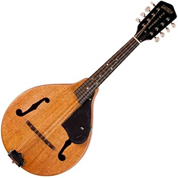 gretsch roots collection g9310 new yorker supreme mandolin vintage mahogany. Black Bedroom Furniture Sets. Home Design Ideas