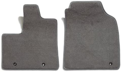 Coverking Custom Fit Front Floor Mats for Select Porsche Boxster Models Nylon Carpet Black